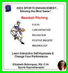 Kids Sports Enhancement: Winning the Mind Game! Baseball Pitching