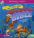 NIrV Little Kids Adventure Audio Bible Old Testament Vol 2