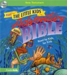 NIrV Little Kids Adventure Audio Bible New Testament