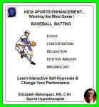 Kids Sports Enhancement: Winning the Mind Game! Baseball Batting