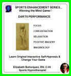 SPORTS ENHANCEMENT SERIES...Winning the Mind Game!  Darts Performance