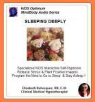 Kids MindBody Health Audio Series:  Sleeping Deeply