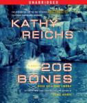 206 Bones (Unabridged)