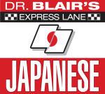 Dr Blair's Express Lane: Japanese