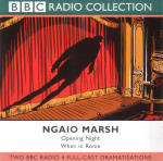 Ngaio Marsh: Opening Night & When in Rome