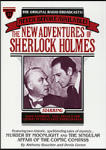 New Adventures of Sherlock Holmes Vol. 22, The: Murder By Moonlight, and the Singular Affair of the Coptic Compass