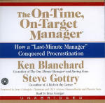 On-Time, On-Target Manager, The