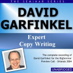 David Garfinkel - Big Seminar Preview Call - Orlando 2004