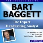 Bart Baggett - Big Seminar Series - Dallas 2003