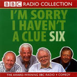 I'm Sorry I Haven't a Clue Six