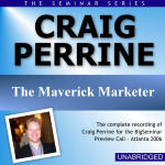 Craig Perrine - Big Seminar Preview Call - Atlanta 2006
