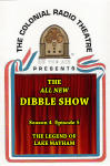New Dibble Show, The - Season 4 - Episode 05: The Legend of Lake Mayham