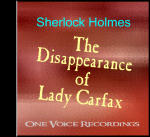 Disappearance of Lady Carfax, The