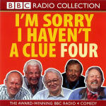 I'm Sorry I Haven't a Clue Four