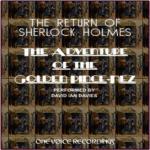 Sherlock Holmes: The Golden Pince-Nez