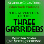 Three Garridebs, The Adventure of the