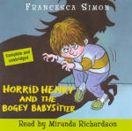 Horrid Henry and the Bogey Babysitter (Unabridged)