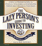 Lazy Person's Guide to Investing, The