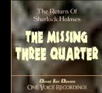 Missing Three-Quarter, The