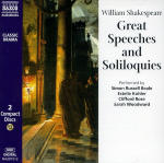 William Shakespeare: Great Speeches and Soliloquies