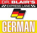 Dr Blair's Express Lane: German