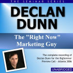 Declan Dunn - Big Seminar Preview Call - Atlanta 2006