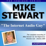 Mike Stewart - Big Seminar Preview Call - Atlanta 2005