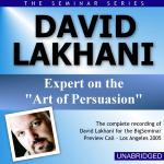 Dave Lakhani - Big Seminar Preview Call - Los Angeles 2005