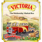 Victoria the Wednesday Market Bus