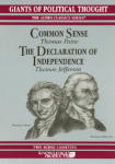 Common Sense/The Declaration of Independence