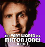 Very World Of Milton Jones, The: The Complete Series 2