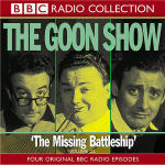 Goon Show, The - Volume 21 - The Missing Battleship