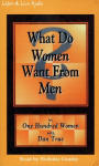 What Do Women Want From Men?
