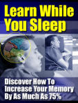 Learn While You Sleep