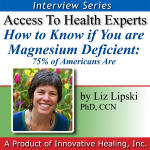 How to know if you are Magnesium Deficient: 75 percent of Americans Are
