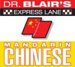 Dr Blair's Express Lane: Mandarin Chinese