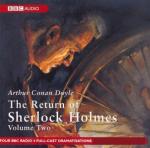 Sherlock Holmes, The Return of - Volume 2