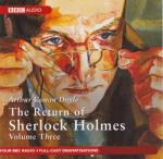 Sherlock Holmes, The Return of - Volume 3