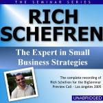 Rich Schefren - Big Seminar Preview Call - Los Angeles 2005