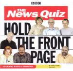 News Quiz, The: Hold The Front Page
