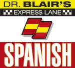 Dr Blair's Express Lane: Spanish