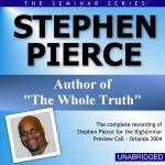 Stephen Pierce - Big Seminar Preview Call - Orlando 2004