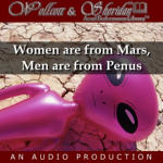 Women are from Mars, Men are from Penus