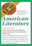 Barron's EZ-101 Study Keys: American Literature