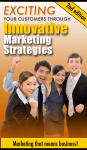 Innovative Internet Marketing Strategies