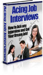 Acing Job Interviews