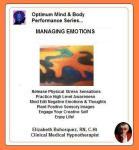 Optimum Mind & Body Performance Series:  Managing Emotions