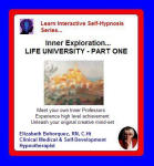 Learn Interactive Self-Hypnosis Series:  Inner Exploration - Life University Workshop Part One